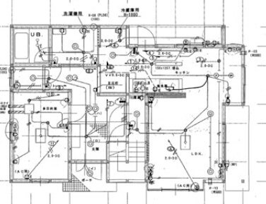 電気配線図